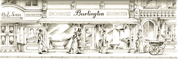 Burlington Bathrooms Traditional Sanitaryware